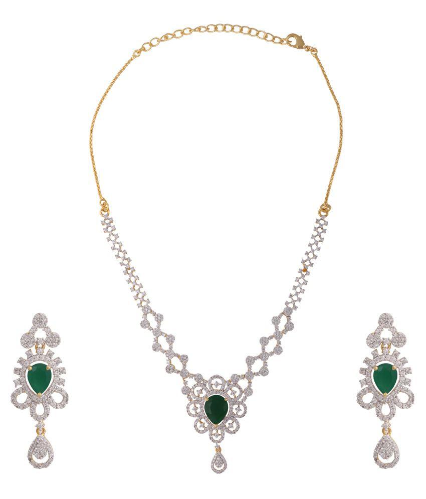 Imit Jewel Artificial Jewellery Necklace Set