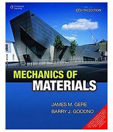 Mechanics Of Materials,8Ed