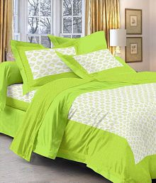 Quick View. UniqChoice Cotton Jaipuri King Size Double Bed Sheet ...