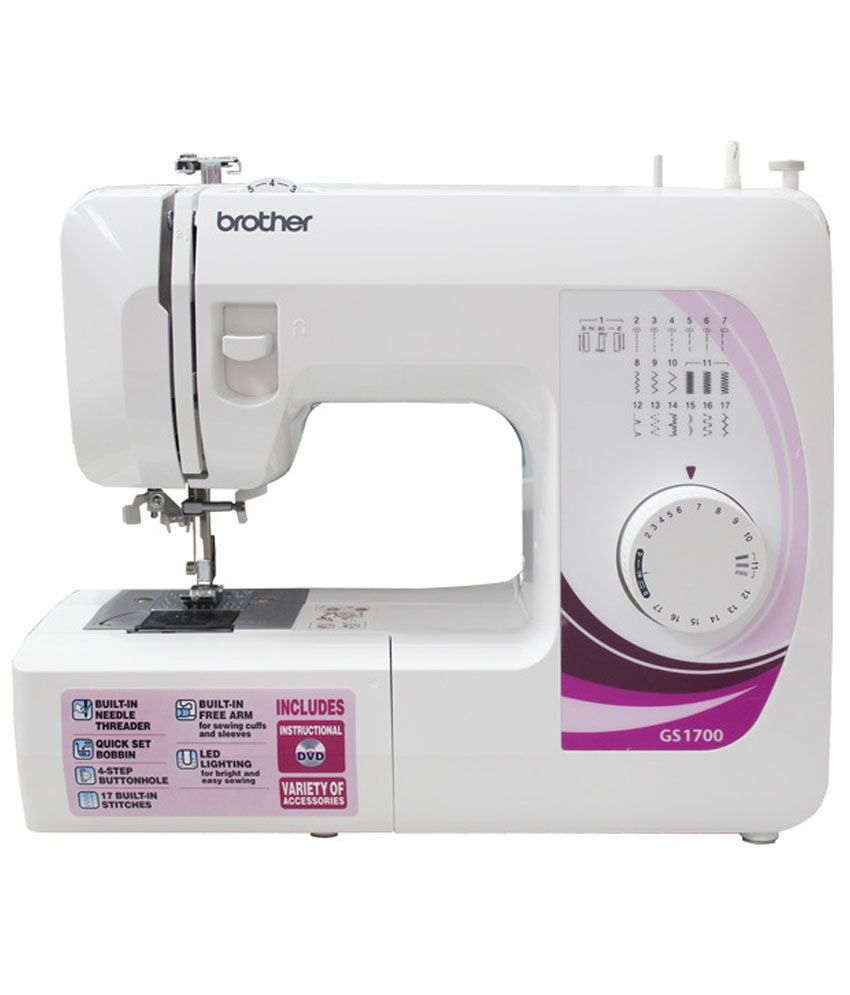 Brother GS-1700 Sewing Machine