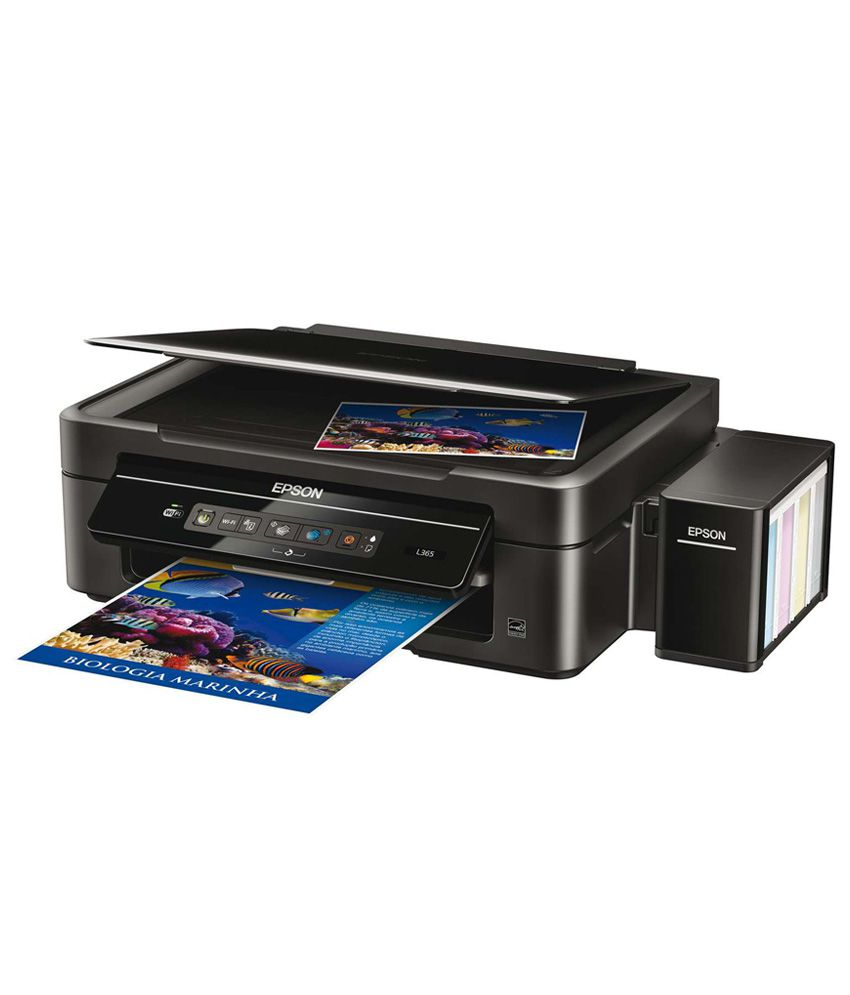 Epson L365 Colour Inkjet All in one printer with wifi ...
