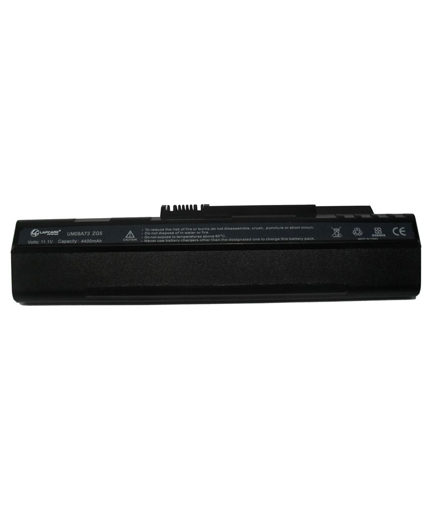 Lapcare Laptop Battery For Acer Gateway LT1004 with actone mobile charging data cable