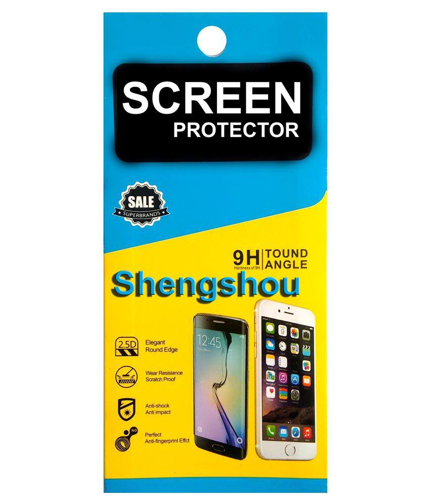 Shengshou Clear Screen Guard For Nokia C5-00