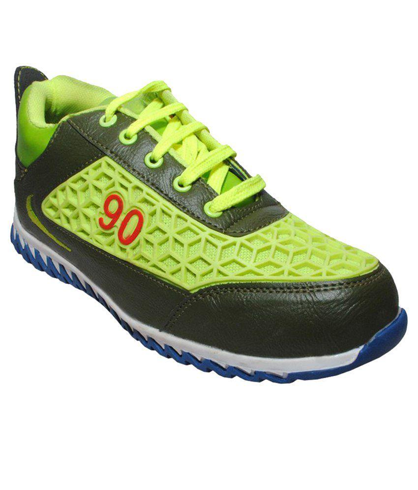 Blackwood Green Sports Shoes