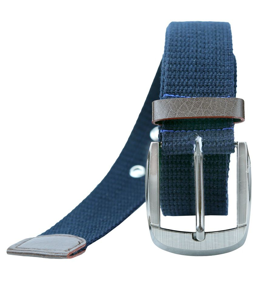 Contra Blue Casual Belt