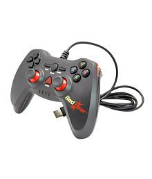 Red Gear Highline Wired Controller Gamepad PC
