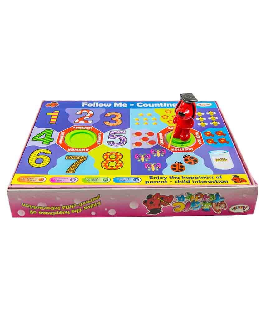 Promobid Multicolour Plastic Magic Teacher