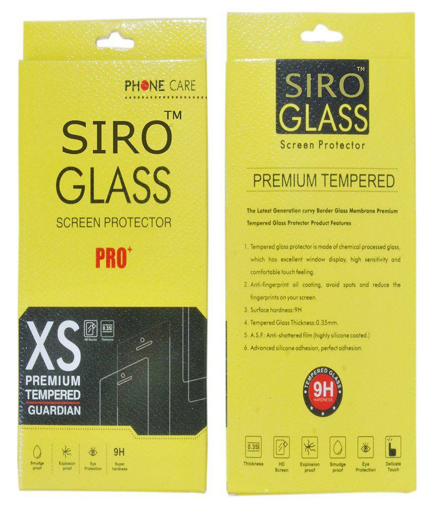 Xiaomi Mi4 Tempered Glass Screen Guard by Siro