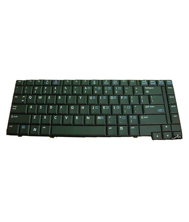 4D hp-6510b Black Wireless Replacement Laptop Keyboard Keyboard