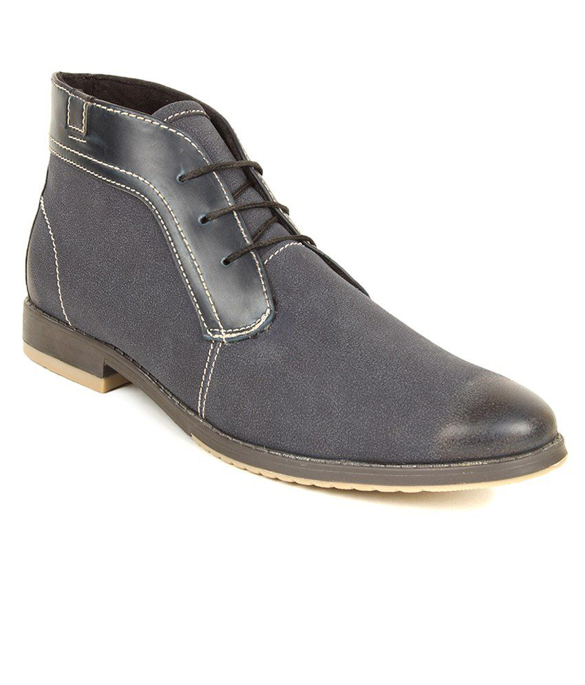 Alpes Martin Black Boot