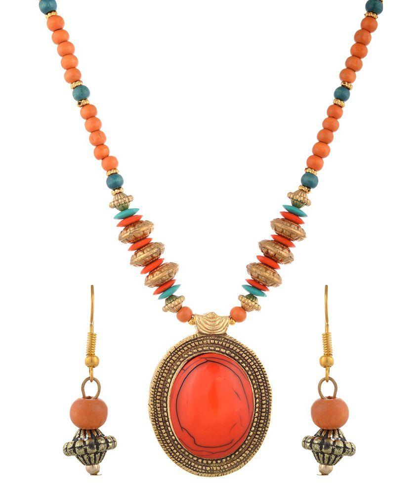 Imit Jewel Imitation Jewellery Necklace Set