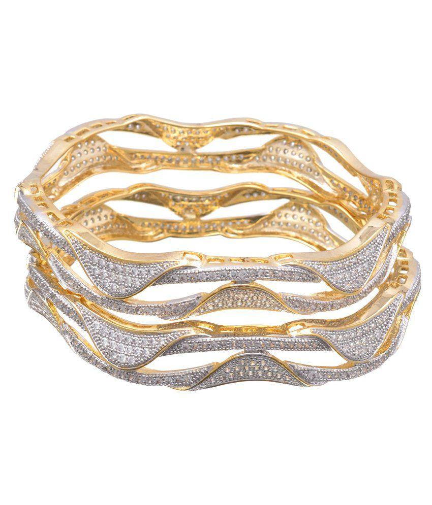 Imit Jewel Artificial Jewellery Bangle Set