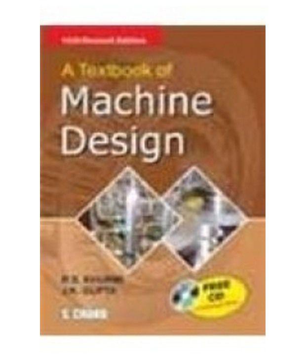 Download pdf free machine design bhandari raj
