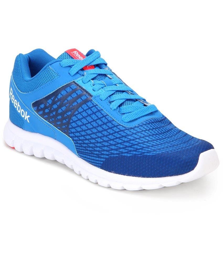 reebok shoes blue