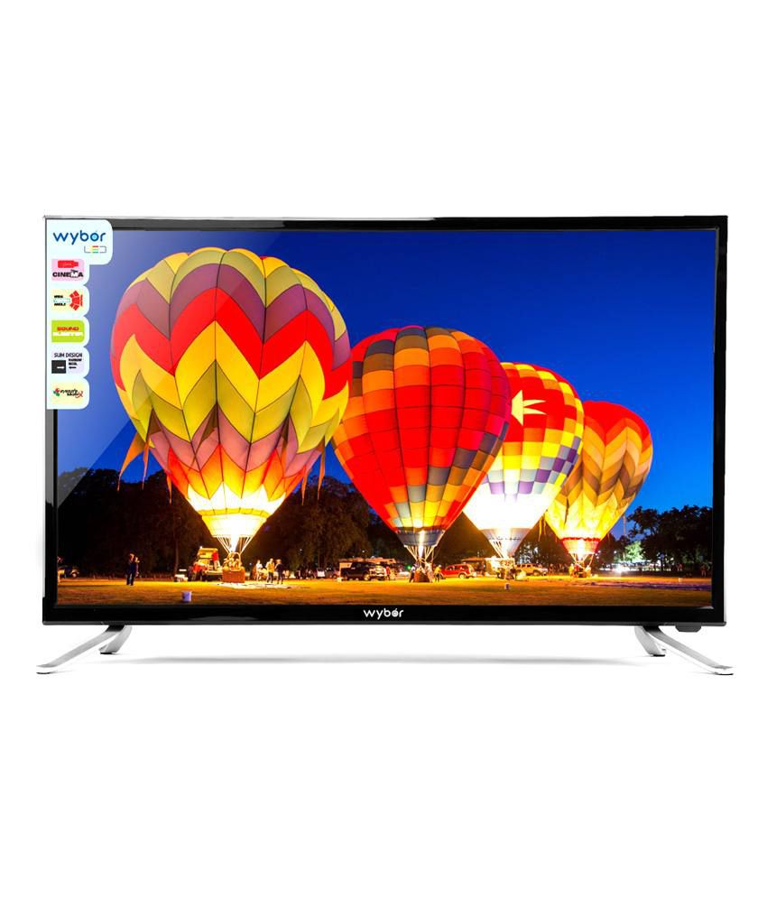 Wybor 40-MI-15N06 102 cm (40) Full HD LED Television By Snapdeal @ Rs.16,990