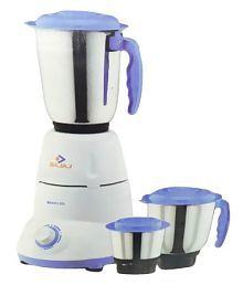 Bajaj Bravo Dlx Mixer Grinder blue