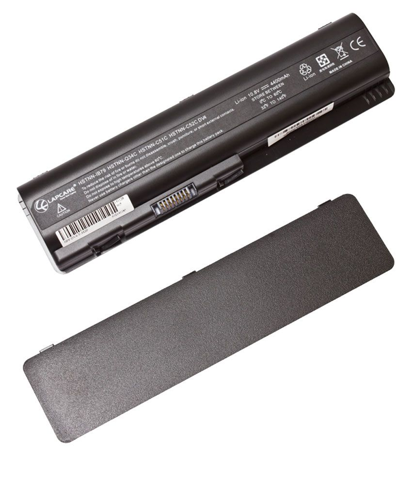 Lapcare 4400mAh Li-Ion Laptop Battery for HP Pavilion dv5-1200eo