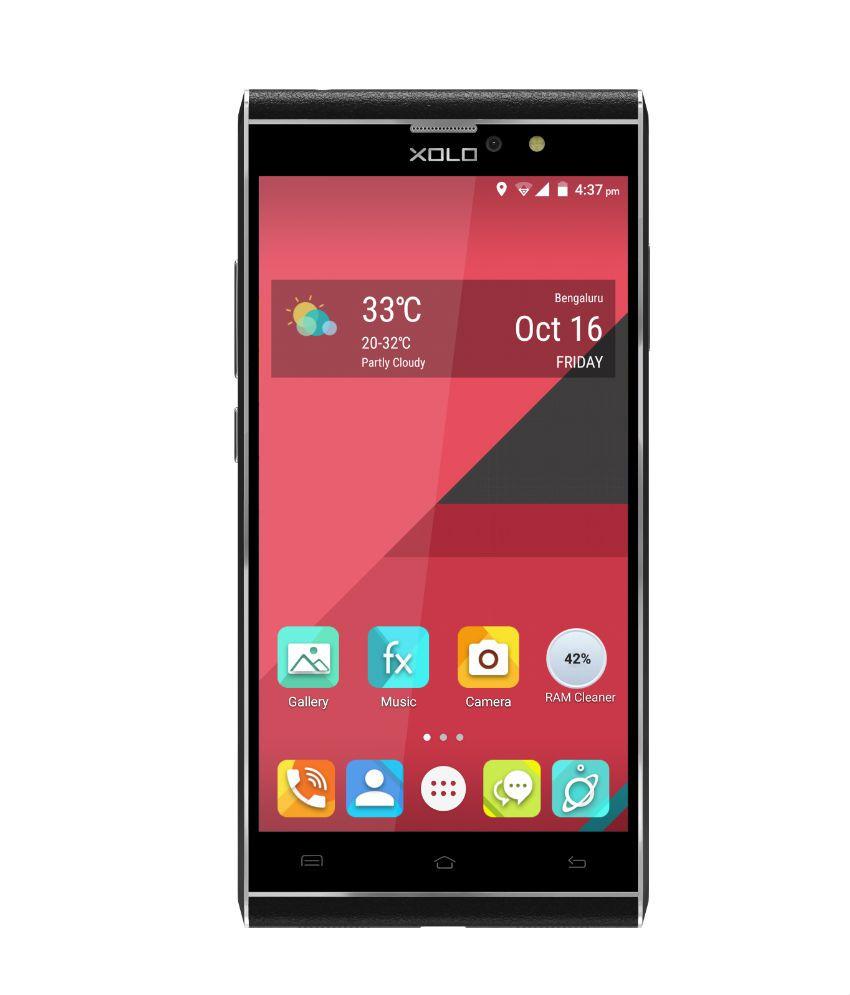 Xolo ( 32GB , 3 GB ) Black