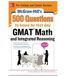 500 Gmat Math Questions And Integrated