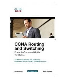 Ccna Routing And Switching Portable Command Guide 3/E (Pb)