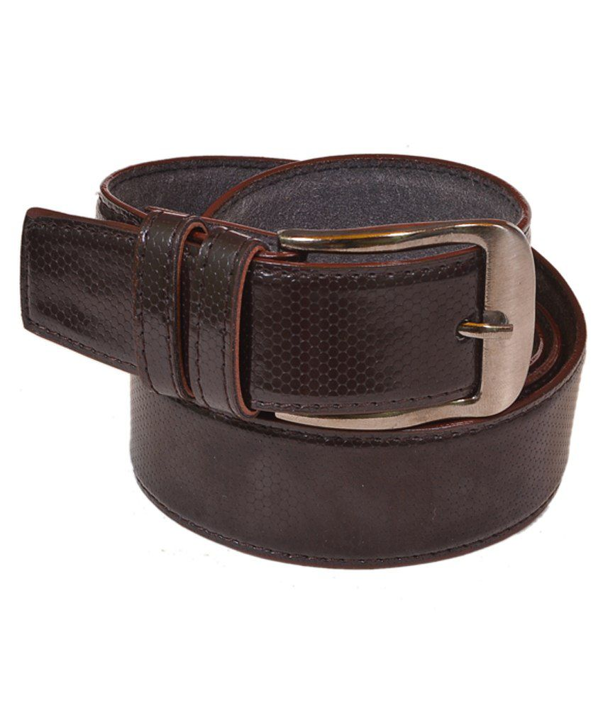 Daller Brown Belt