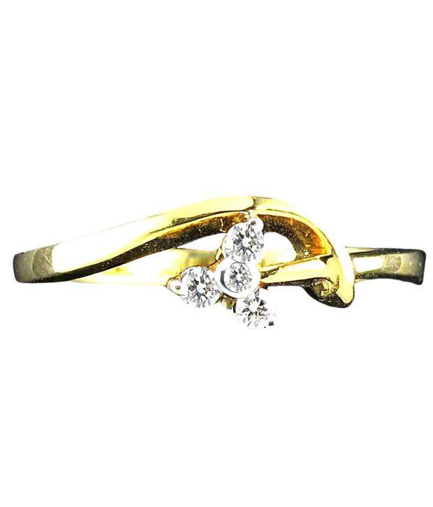 Diart 18kt Gold Ring