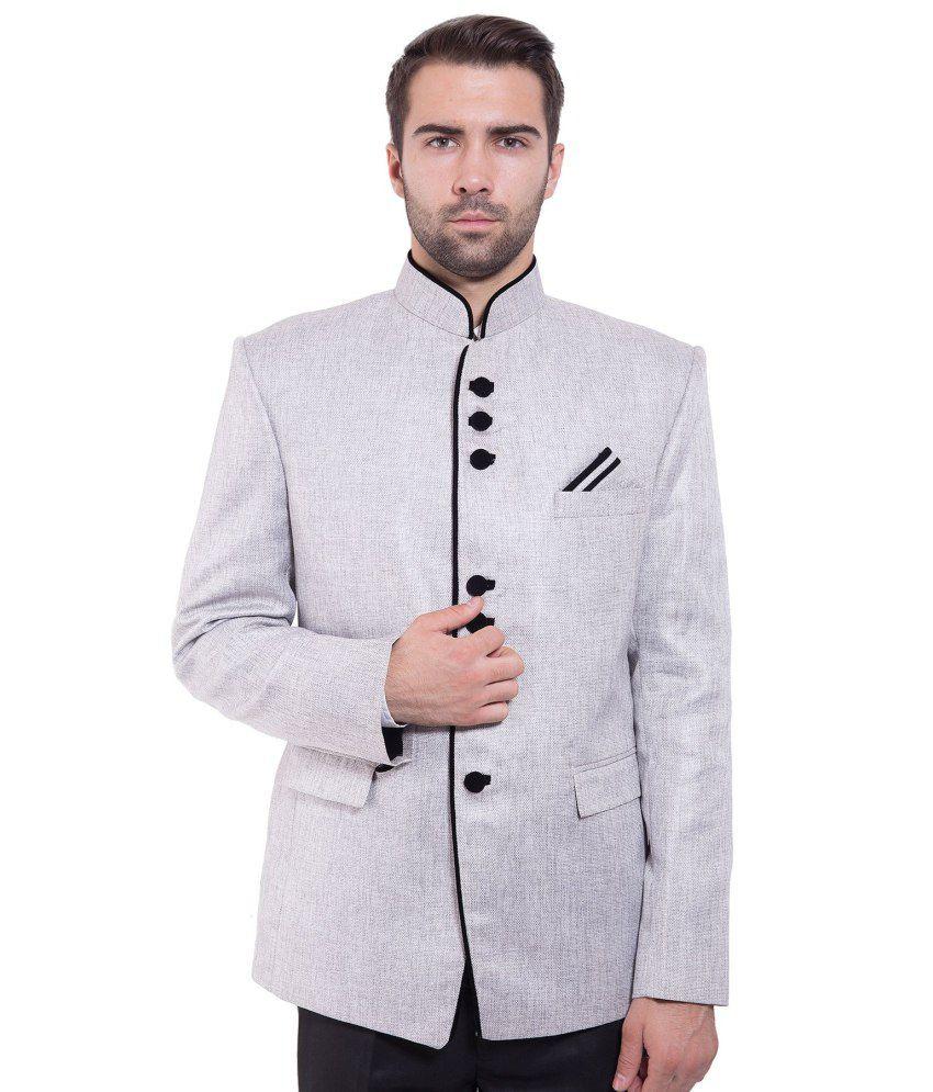 Wintage Grey festive Blazer