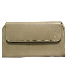 Jo Jo Wallet Case Flip Cover For Samsung E2652 Champ Duos - Beige for sale  Delivered anywhere in India