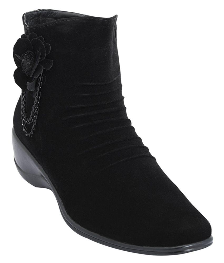 Fashion Victory Black Boots