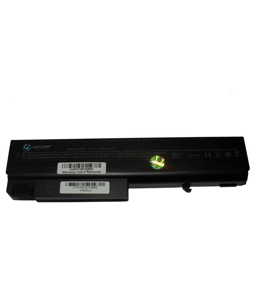 Lapcare 4400 mAh Laptop Battery For HP P/N. Compaq nx6125 With Free Actone Mobile Charging Data Cable