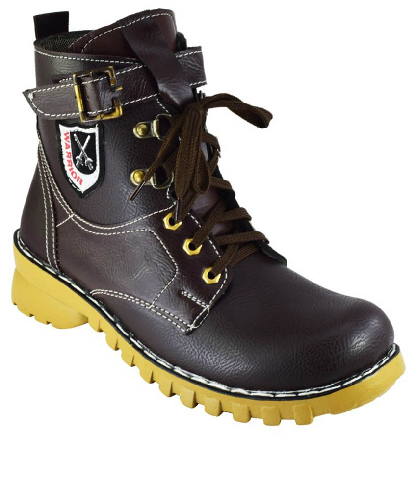 Oxhox Brown Boot