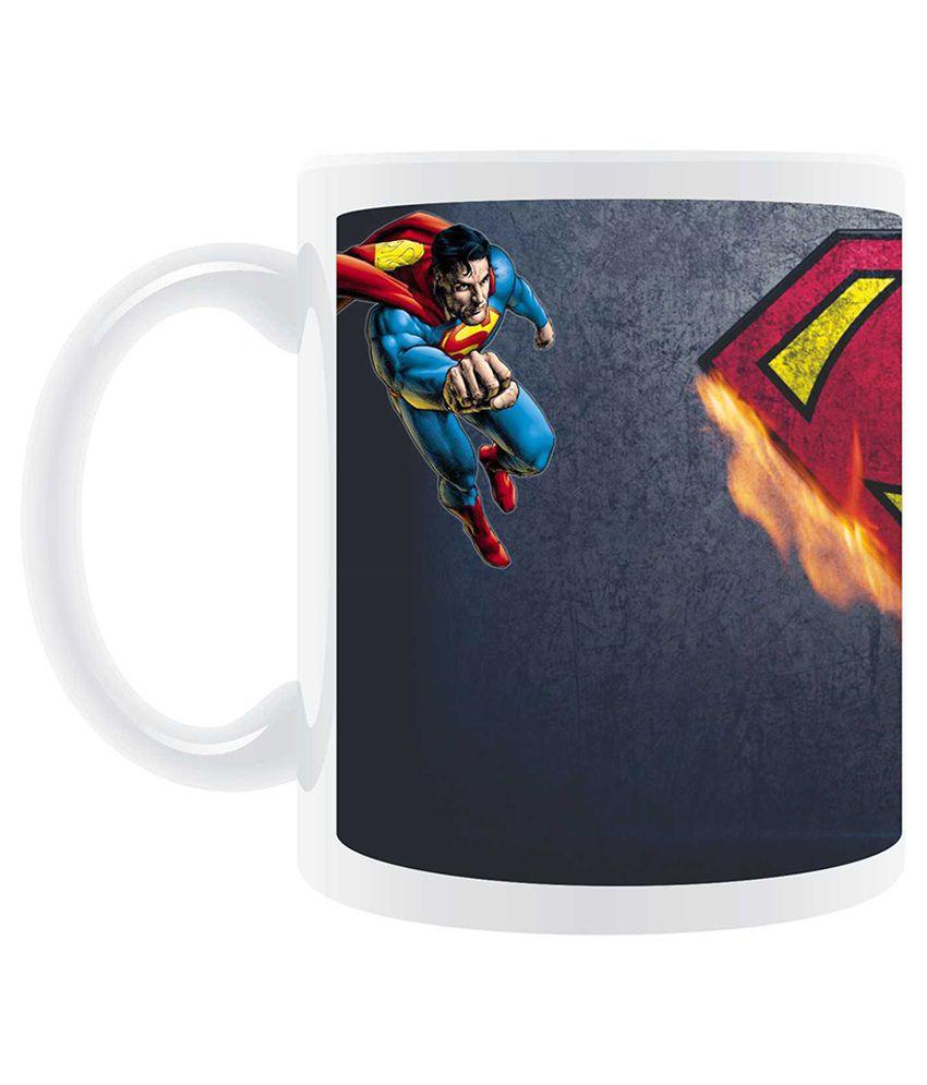 Star Gift Ceramic Mug 1 Pc 350ml