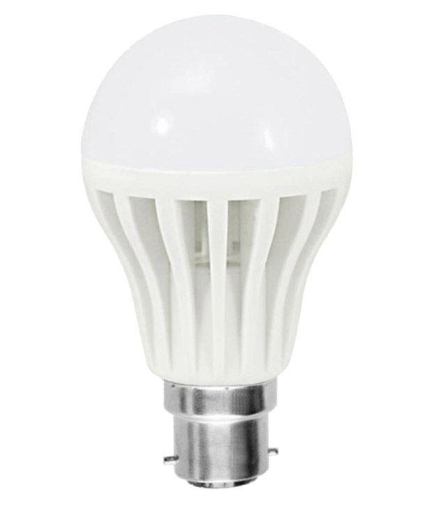 M2k 7w Led Bulbs White - Set Of 2