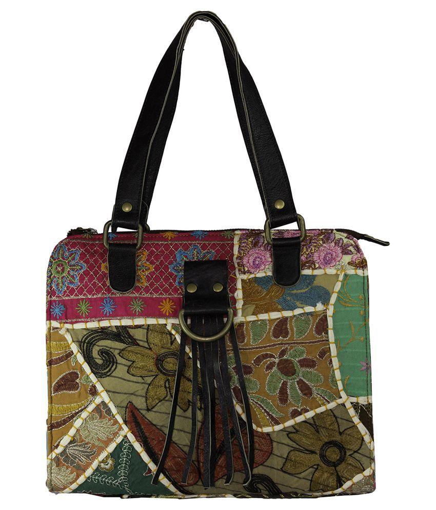 Styleincraft Multicolour Shoulder Bag