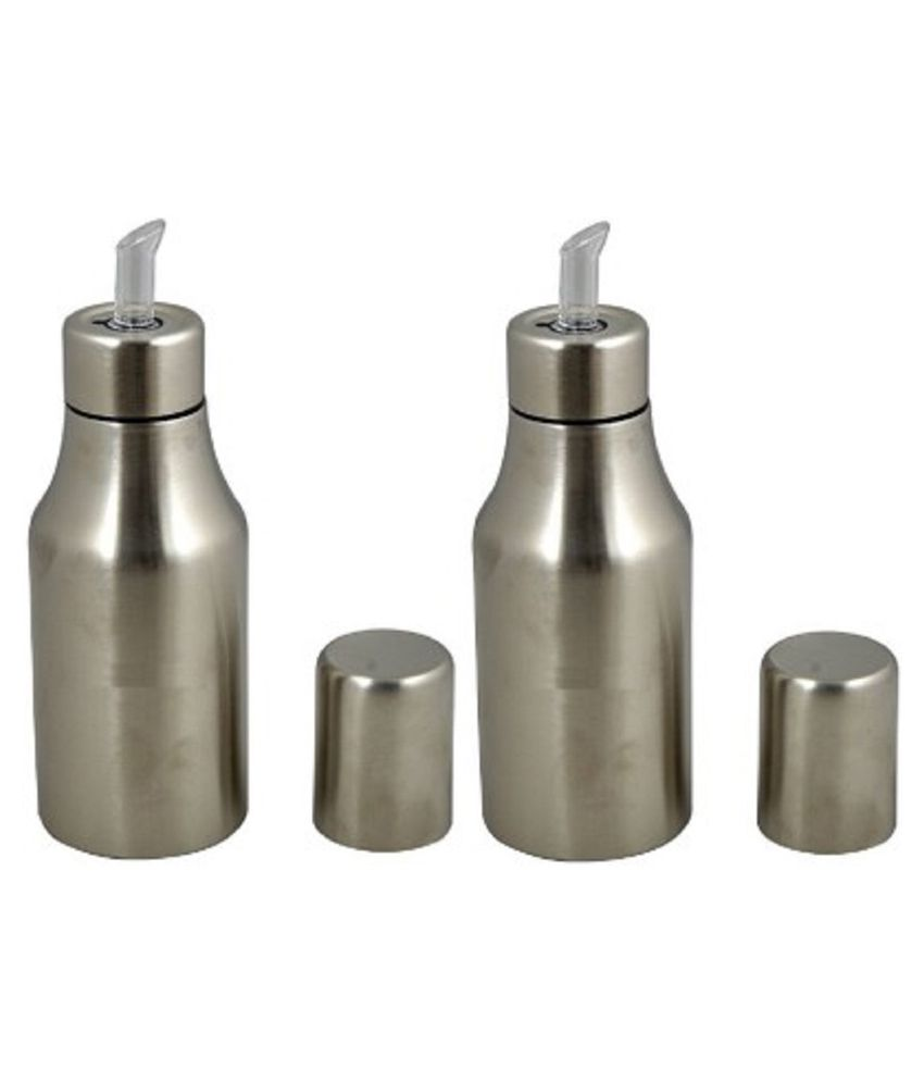 maruti stainless steel oil dispenser pack of 2 buy online at best price in india snapdeal. Black Bedroom Furniture Sets. Home Design Ideas