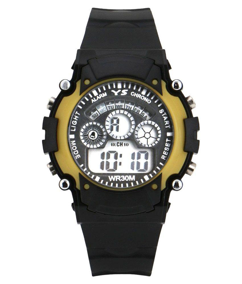 Tct Black Automatic Watch