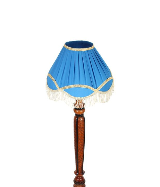 Yashasvi blue floor lamp yashasvi blue floor lamp