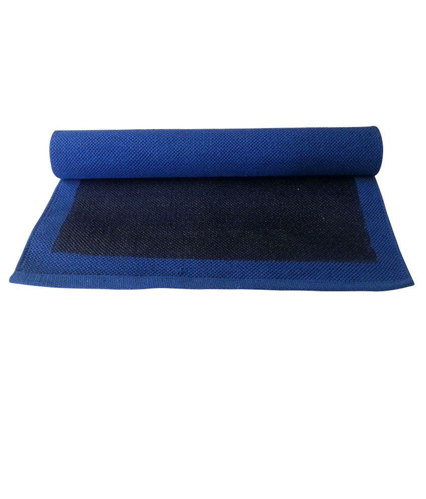 Lifestyle Yoga Studio Anti Skid Sticky Natural Eco Cotton Yoga Mat ...