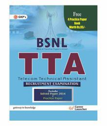 Guide to Bsnl Telecom Technical Assistant (TTA) Includes Free Practice Paper (Combo) Paperback (English) 2015