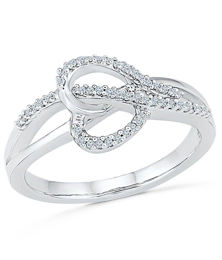 Radiant Bay 18kt Gold Diamond Ring