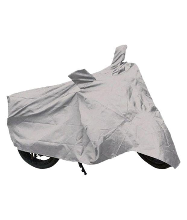 Autostark-Bike-Body-Cover-Silver-For-Splendor-Ismart