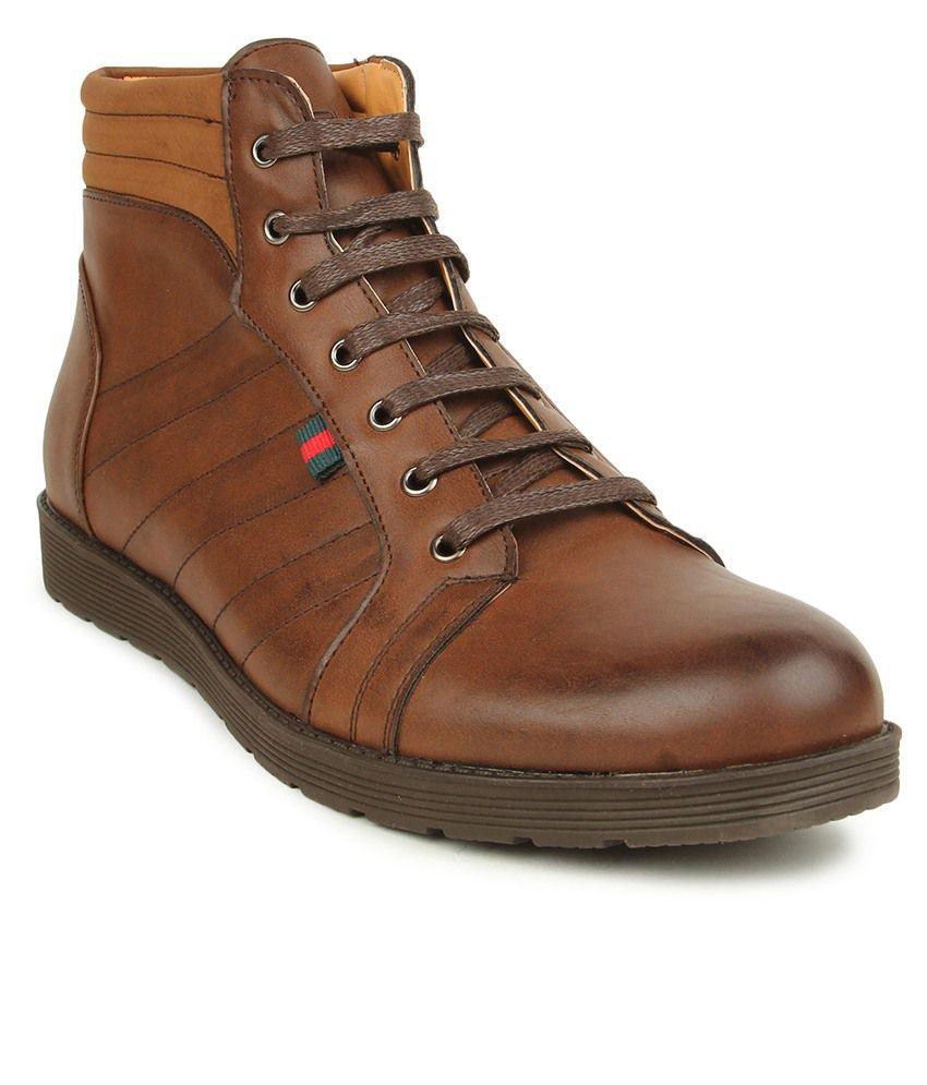 Spunk Tan Boots