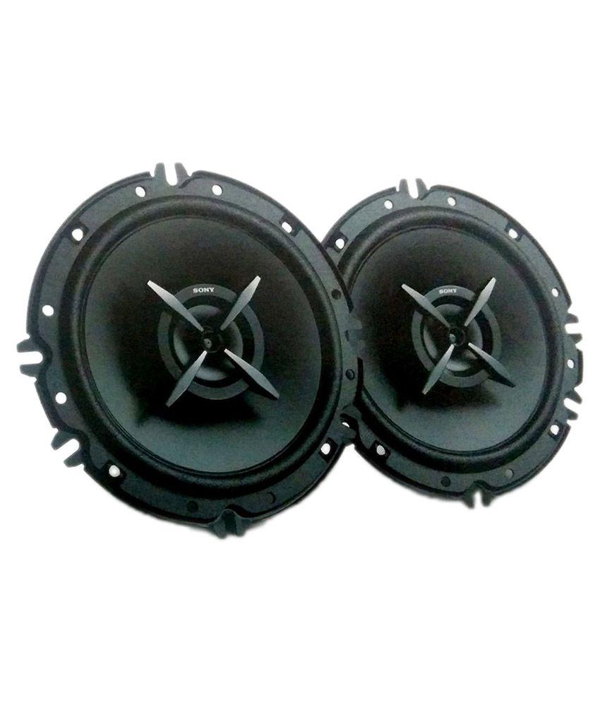 Sony Full Range XS-FB162E 6.5 inches Car Speaker Music System - Black (260W)