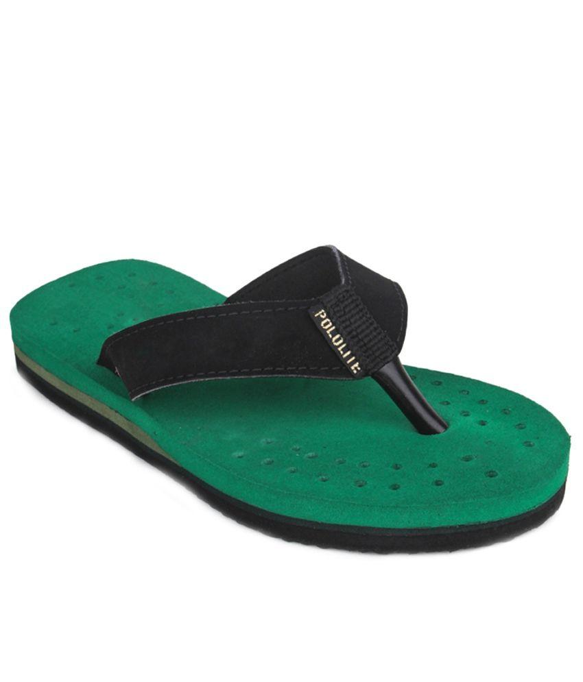 11e Green Flip Flop