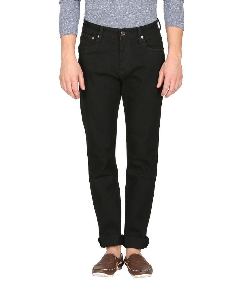 Levi's Black Slim Fit Jeans