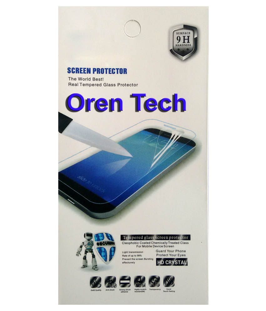 Orentech Clear Screen Guard For Xolo Q3000