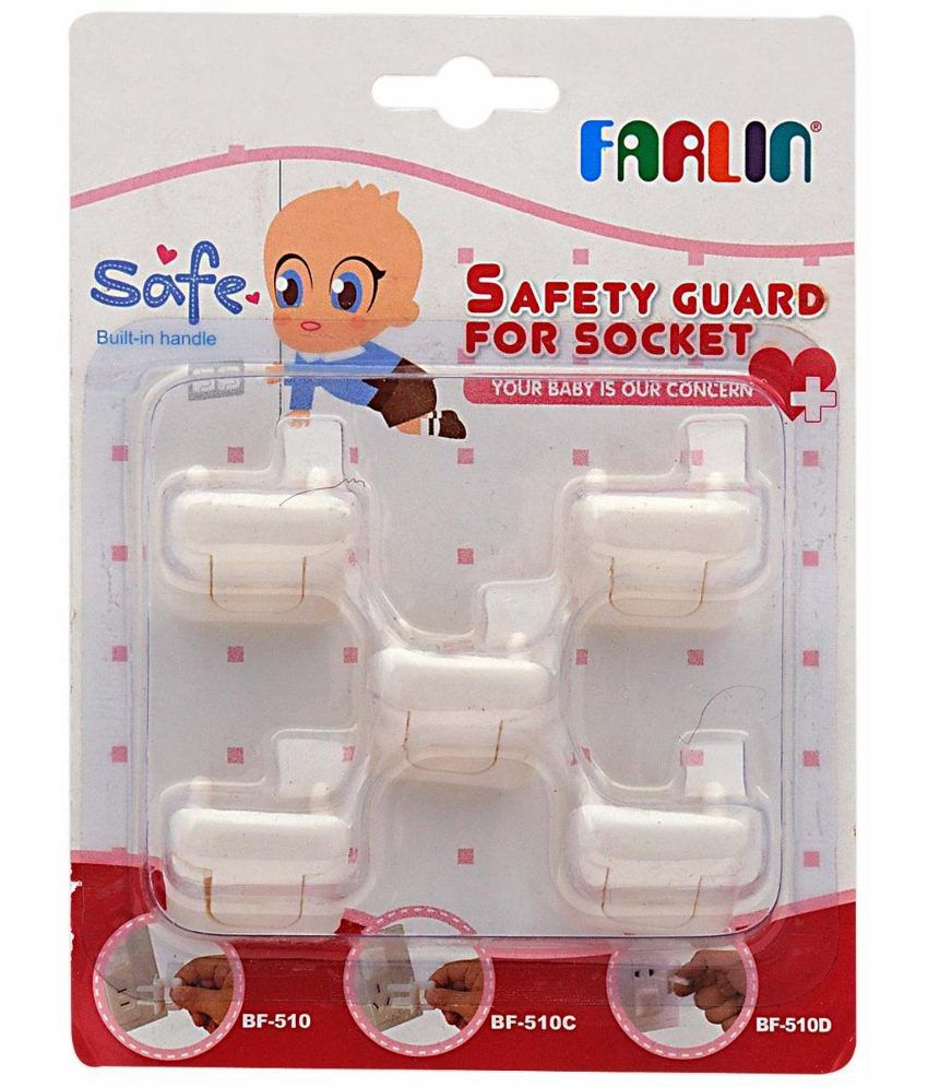 Farlin Safety Guard For Electric Socket