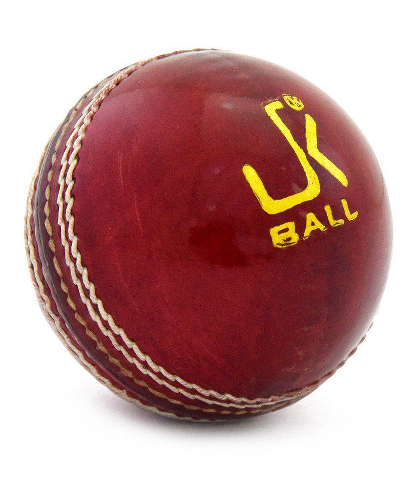 Jk Sports Davidson-cricket Leather Ball