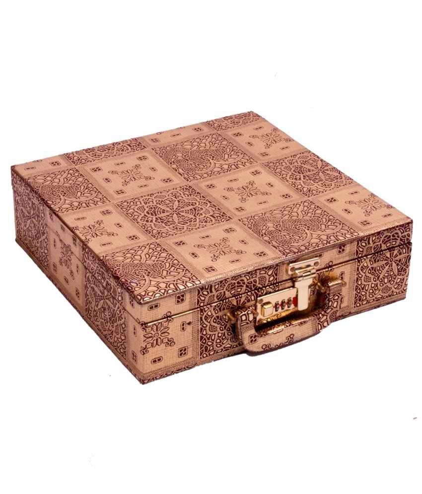 Kuber Industries Designer Jewellery Box