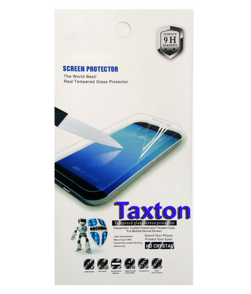 Taxton Clear Screen Guard For Samsung Galaxy Grand Duos I9082